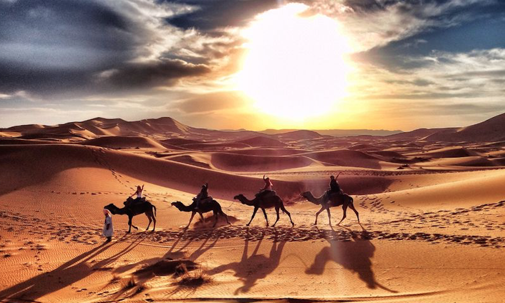 marrakesh desert tour 3 days
